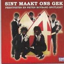Feestpieten-Sint Maakt Ons Gek cd single