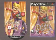 BUZZ ! Le Mega Quiz !!! Le Meilleur de Tous sur PS 2.