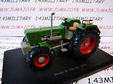 Tracteur 1/43 universal Hobbies DEUTZ 130 06 1972
