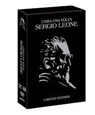 C'era una volta Sergio Leone (tiratura limitata Card) (8 Dvd) Eagle Pictures