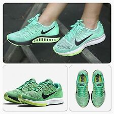 BNIB Nike UK 3.5 Womens Air ZOOM Structure 18 Trainers Run Shoes  683737-303