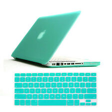 "Laptop Rubberized Hard Cover Case Shell for Macbook Air/Pro/Retina 11"" 13"" 15"""