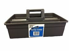 Handy Caddy Edco Plastic Cleaning Grey Carry Bucket