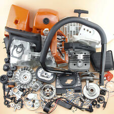 Complete Repair Parts for STIHL MS660 066 Chainsaw Engine Motor Crankcase