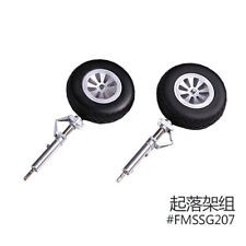 FMS part FMSSG207 Landing Gear Set with Shock Absorption RC airplane accessories