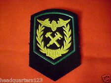 CA UDSSR Sowjetunion Abzeichen Eisenbahnbaupioniere für Uniform Tarnjacke