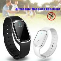 Ultrasonic Anti Mosquito Pest Insect Bug Repeller Repellent Wrist Band- Bra Best