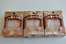 Lot of 3 PHYSICIANS FORMULA Touch of Glow Palette Nude Wear - #6398 Light