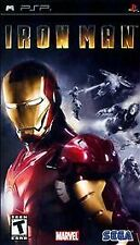 Iron Man (Sony PSP, 2008) DISC IS MINT