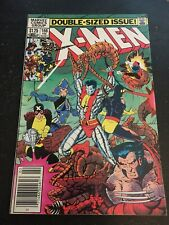Uncanny X-men#166 Awesome Condition 7.5(1983) 1st Lockheed App!!