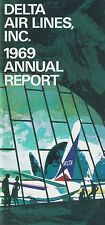 Delta Air Lines 1969 Annual Report =
