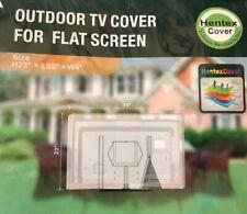 "Hentex Outdoor Patio Furniture Flat Screen TV Cover Scratch-Free Interior 33"""