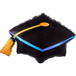 """XL 31""""  Anagram Graduation Cap Super Shape Mylar Foil Balloon Party"""