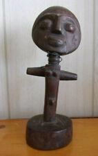 Vintage Ashanti Fertility Doll - African Wood