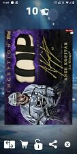 Topps Skate 2017/18 Anze Kopitar Inception Black Sig Relic 35cc -Digital