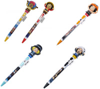 ONE PIECE Change Face Ball Point Pen Black Ink Five Characters