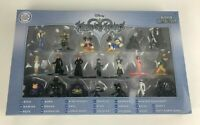 Disney Kingdom Hearts Nano Metalfigs Diecast 20 Pack Figure Collectors Set