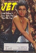 JET MAGAZINE APRIL 1, 1976 *LOLA FALANA*