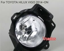 Bumper Fog Lamps /Lights For Toyota Hilux Vigo 2014 ~ 2015 /1set w/Bulbs wire