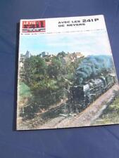 vie du rail 1966 1028 DIGOIN GUEUGNON TOULON SUR ARROUX TOURNUS LUGAGNAC CHaTEAU