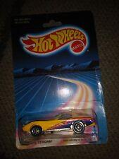 NEW Vintage Hot Wheels Corvette Stingray 3974 1987