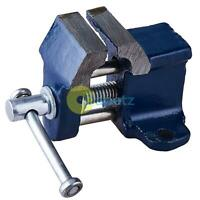 Amtech 25mm Mini Vice Cast Iron Steel Spindle Tommy Bar