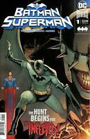 Batman Superman #1 DC