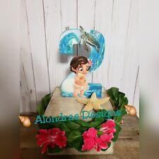 Moana party supplies,Baby mona birthday party,Moana birthday invites,Moana party