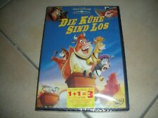 DVD Die Kühe sind los * Walt Disney * NEU