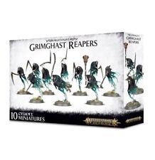 Warhammer Age of Sigmar: Nighthaunt Grimghast Reapers Miniatures 91-26