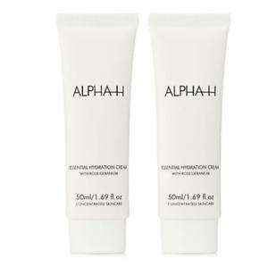 Alpha-H Essential Hydration Cream 50ml Duo
