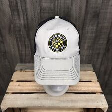 Columbus Crew SC MLS Snapback Hat Trucker Mesh  Cap Mapfre Insurance Soccer
