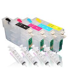 Fill In Nachfüll Patronen CISS für EPSON T0711 T0712 T0713 T0714 (kein OEM)