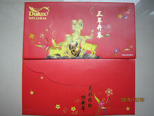 Dulux Year 2015 Gold Sheep/Lamb Chinese New Year Ang Pow/Red Money Packets 2pcs