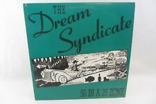 LP Record - The Dream Syndicate - 50 In A 25 Zone, 1987 6029-1