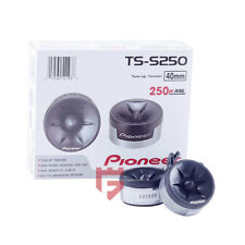 """Pioneer TS-S250 1-1/2"""" 250W Max 8 Ohms High-Power Tune-up Tweeter (New)"""