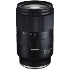 Tamron SP 28-75mm F2.8 XR DI LD Fast Zoom Lens A09 3yrs Jeptall