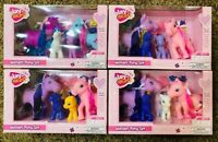 Play Right Wonder Pony Lands Horse Family Set choose your color  New