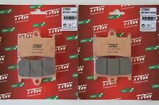 TRW Lucas Brake Pad Front MCB 611 Srq Sinter Racing Brake Pad Front Yamaha R1 R6