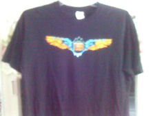 "Doobie Brothers ""Tour"" (2011) Black Concert T-Shirt Size-Large"