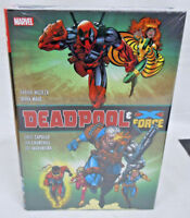 Deadpool & X-Force Omnibus Waid Capullo Marvel HC Hard Cover New Sealed $100