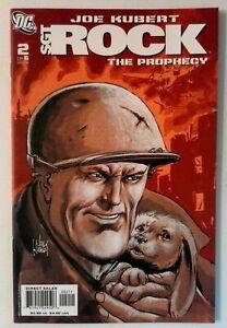 Sgt. Rock: The Prophecy #4 DC 2006 NM Comic Book 1st Print