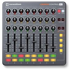 Novation Launch Control XL Knob & Dial USB Pad Controller for Ableton Live