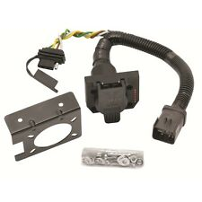 20135 Tow Ready Multi-Plug T-One Connector 7-Way / 4-Flat Combo Adapter Harness