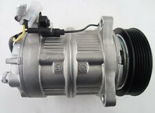 For Volvo 850 S70 A/C Compressor w/ 6 Poly Clutch 119MM 6-Groove Zexel NEW