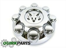 2003-2013 Dodge Ram 2500 & 3500 Chrome Wheel Cover Center Cap MOPAR OEM NEW