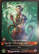 World Of Warcraft Wow Tcg Epic Extended Art : Ysera The Dreamer Alternate Art
