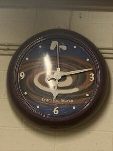 Giant Cadburys Clock 3ft X 3ft Original 1 Of 1 From Bourneville Factory