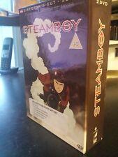 Steamboy Deluxe DVD set Otomo Akira