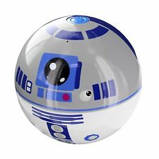 STAR Wars R2D2 RICARICABILE PORTATILE MINI ALTOPARLANTE per cellulare, tablet e Ipod